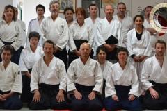 aikido sebazac rodez stage avril 2013